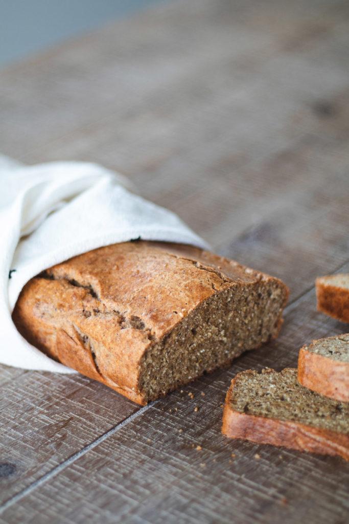 Recette | Comment faire du pain paléo?