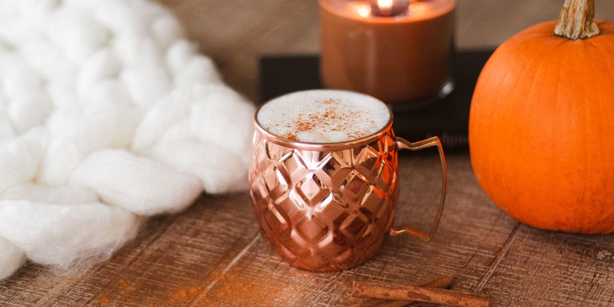 Recette | Coco latté à la citrouille épicée